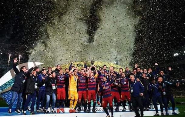 Barcellona, un anno da Pentacampeon