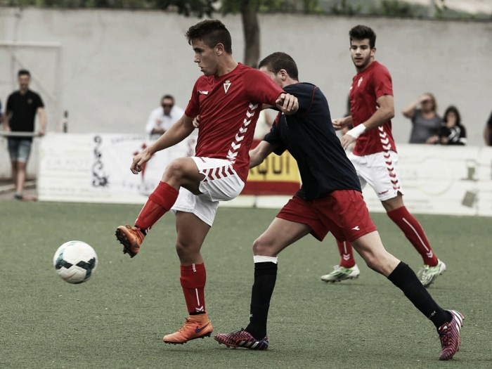 El juvenil Jesús Carrillo ficha por el Real Madrid