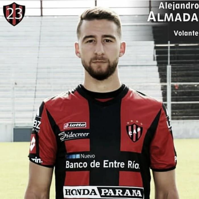 """Alejandro Almada: """"Volver a quedarme en Patronato para no jugar, no.."""""""