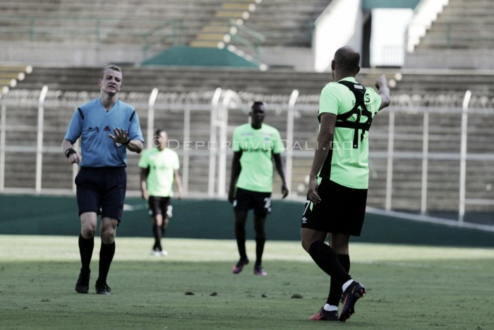 Deportivo Cali jugó doble jornada ante el Pereira