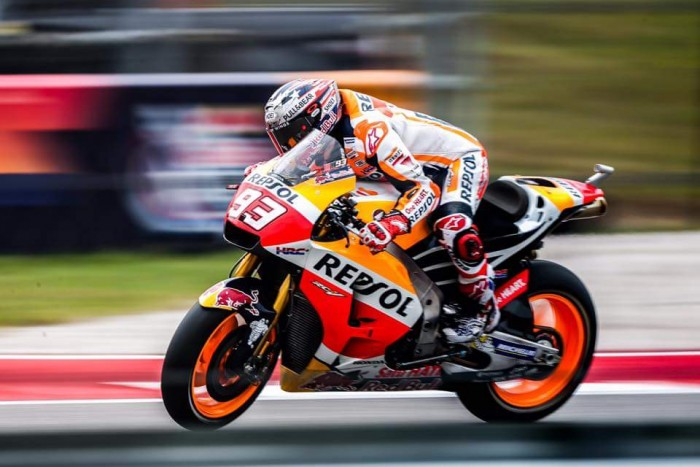 """MotoGp - Marquez: """"Pole importante, ora puntiamo al podio"""""""