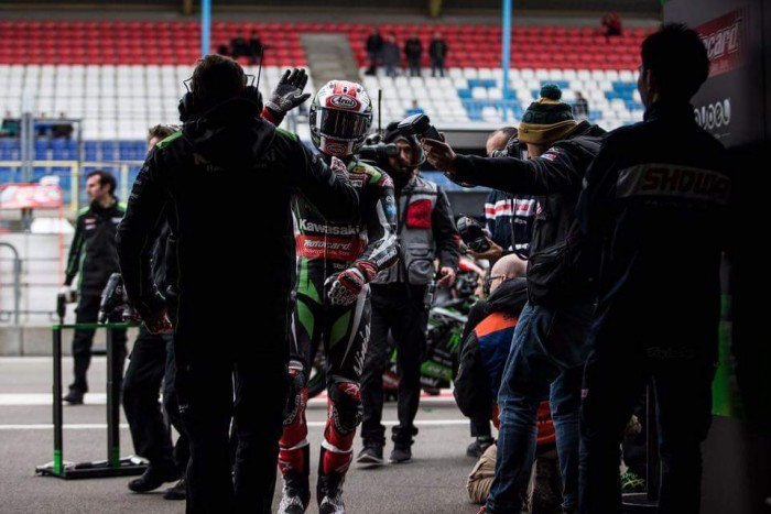 Superbike - Donington: Rea domina anche le FP3