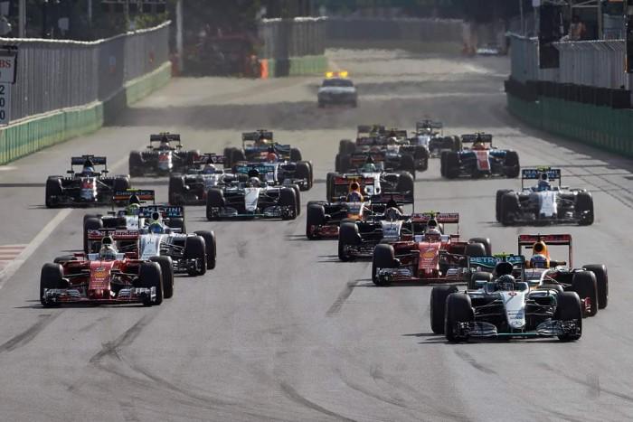 F1, Gp dell'Azerbaijan - Presentazione e orari Tv
