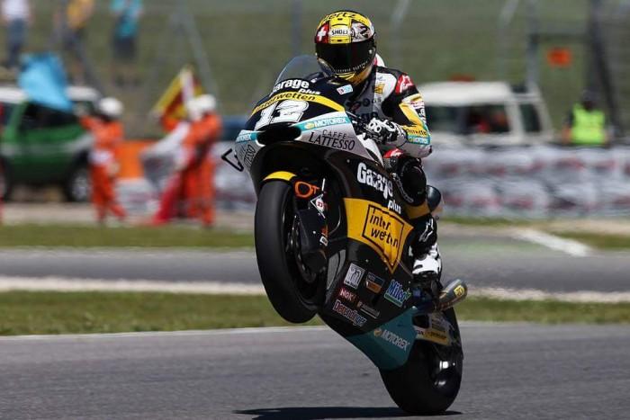 Moto2, Gran Premio di Germania - Oliveira e Luthi si contendono le libere