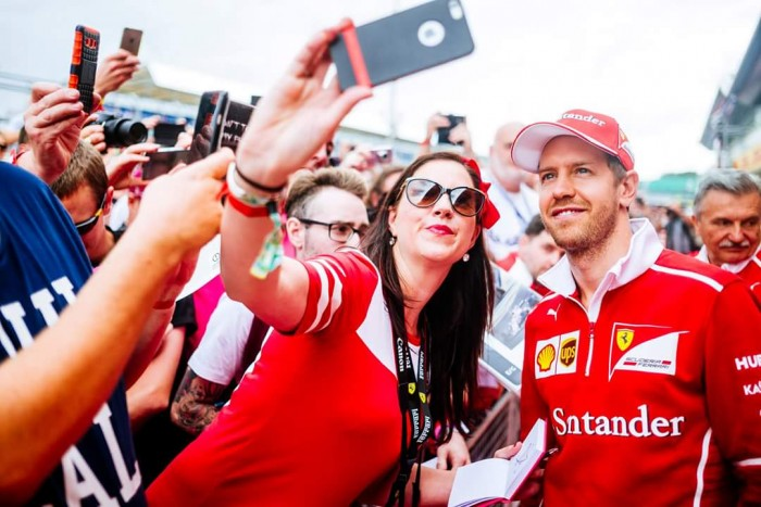 """F1 - Vettel: """"Voglio vincere qui. Shield? Vedremo"""""""