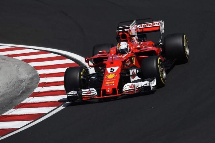 "F1, Ferrari - Vettel: ""Gara incredibile"""