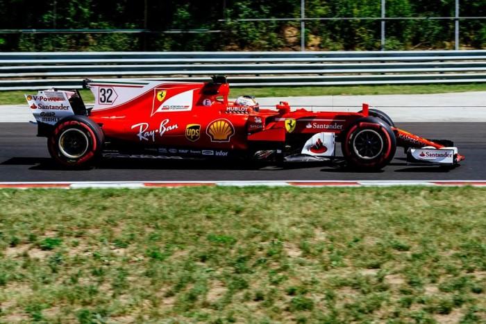 Test F1 - Vola un favoloso Leclerc