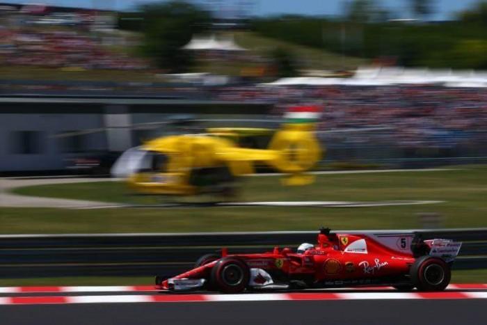 """F1, Ferrari - Vettel: """"Test importanti, ora vacanze e poi..."""""""