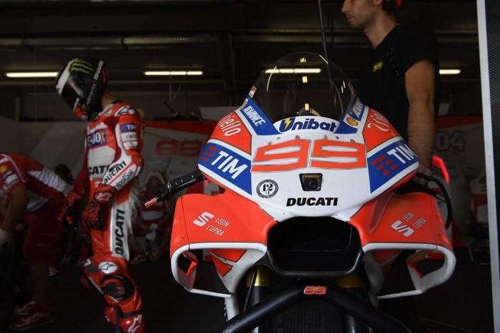 MotoGp, Ducati - La nuova carena è pronta a rivoluzionare la MotoGp