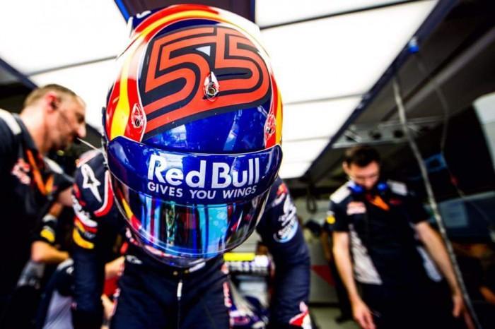 F1, Toro Rosso - Sainz fa pace e resta a Faenza