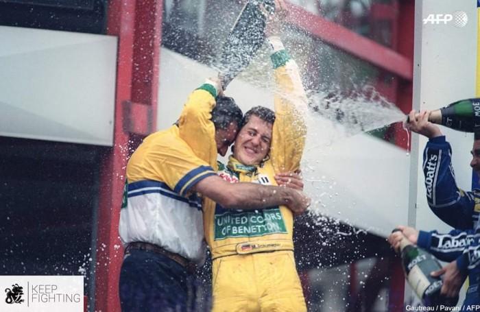 F1 - Spa-Francorchamps e Michael Schumacher: un matrimonio lungo 25 anni (+1)