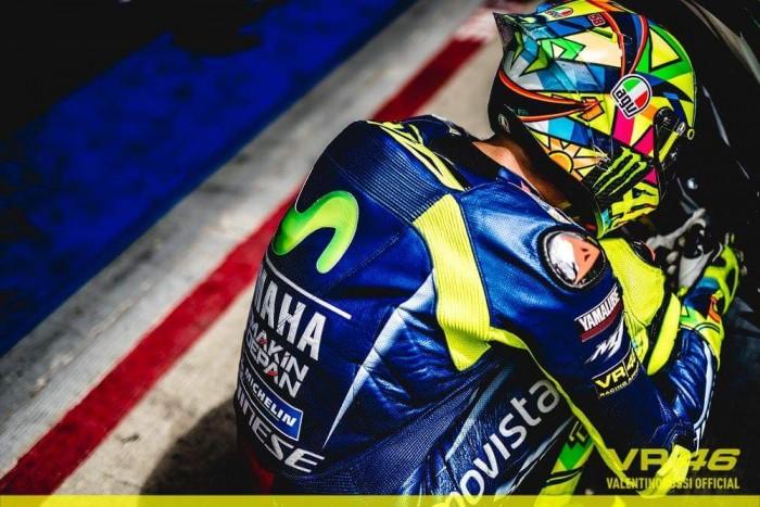 MotoGp - Rossi: confermata frattura di tibia e perone
