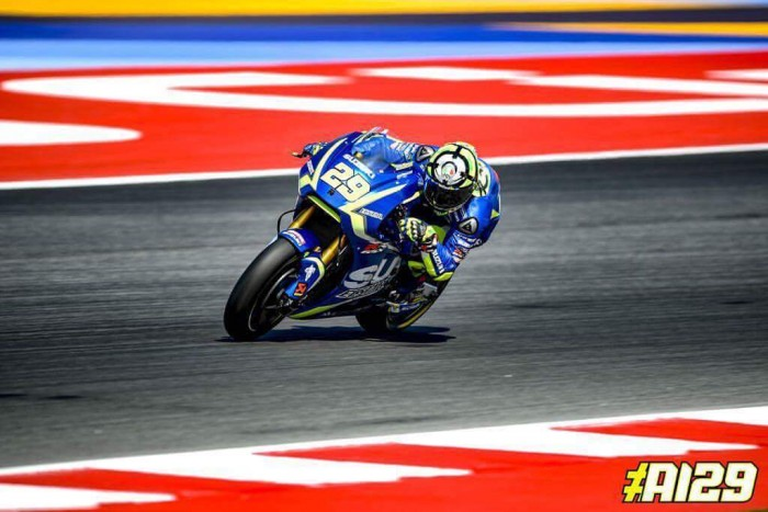 Rossi, prima dell'incidente: