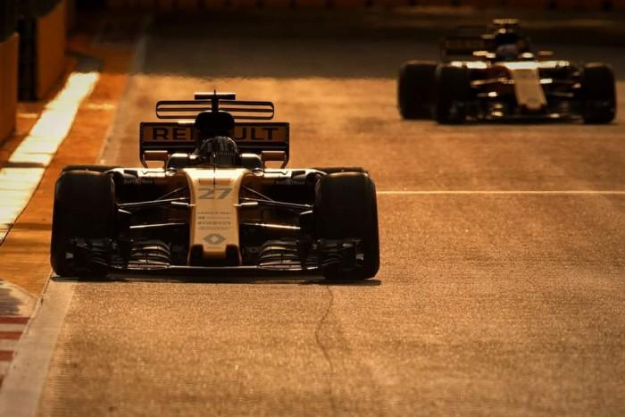 F1, Gp di Singapore - Renault soddisfatta per le Qualifiche