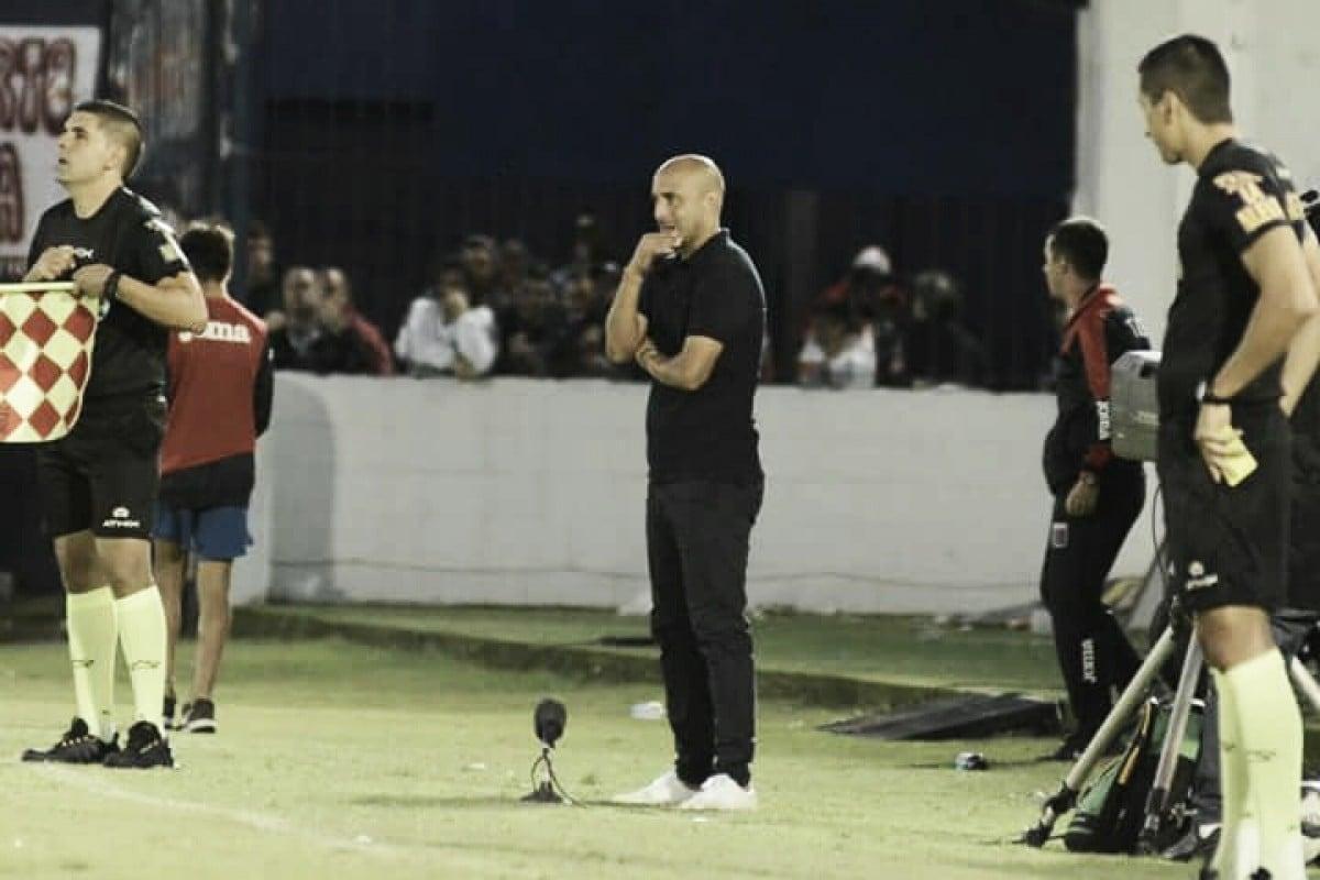 "Cristian Ledesma: ""Confiamos en que con trabajo intenso, podremos sacar cosas positivas"""