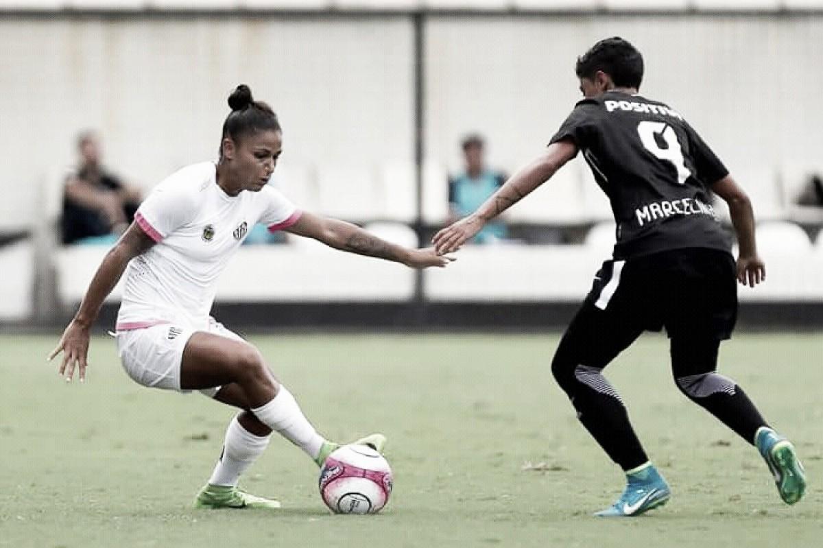 Em jogo de sete gols, Sereias da Vila saem na frente, sofrem a virada e são derrotadas pelo Corinthians
