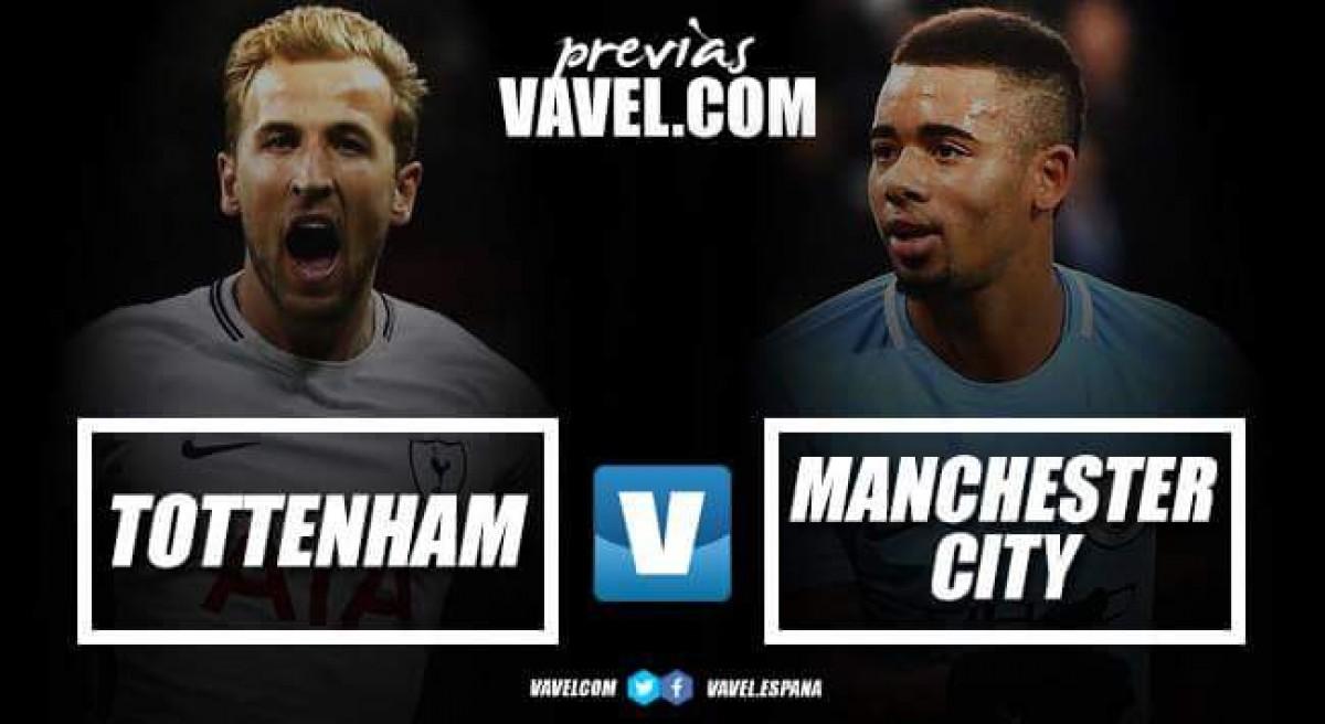 Previa Tottenham - Manchester City: La postergación del título