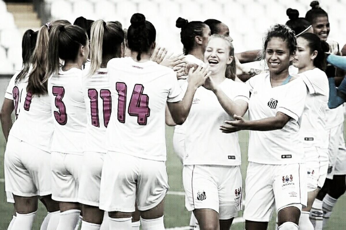 Sereias da Vila ficam no empate com Rio Preto pelo Brasileirão Feminino