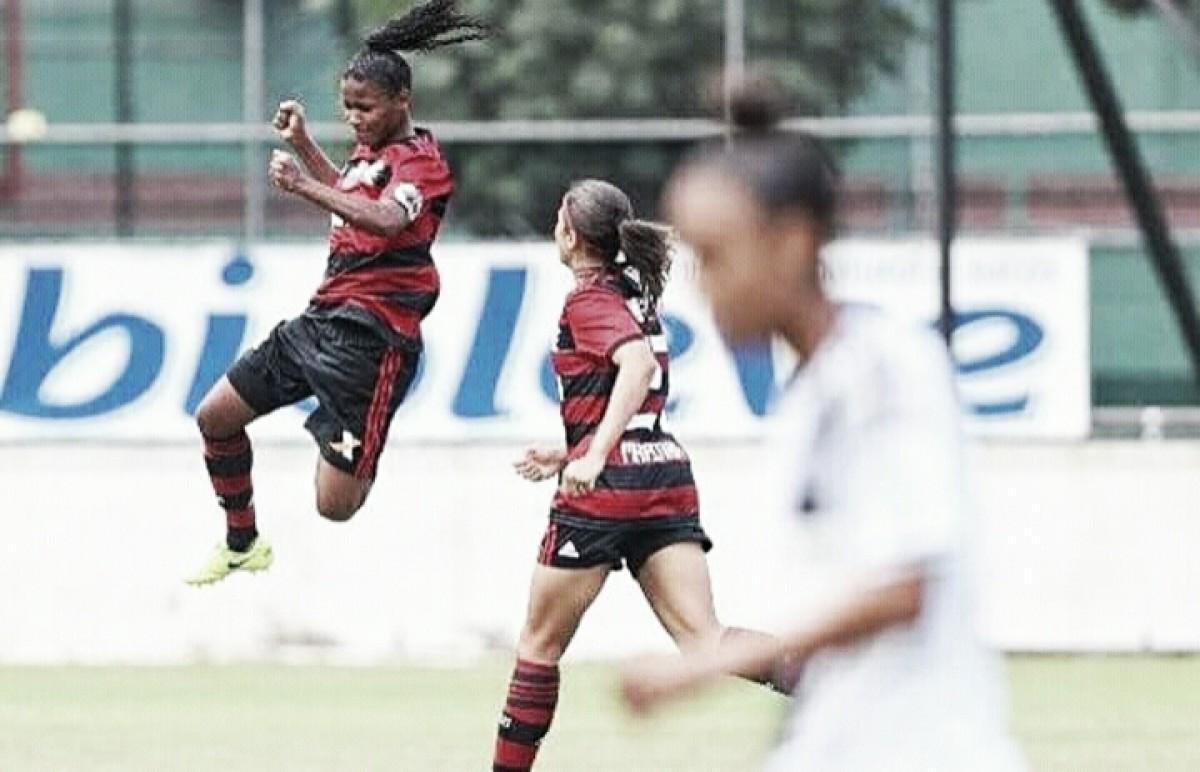 Campeonato Brasileiro Feminino: com golaço de falta, Flamengo derrota Ponte Preta