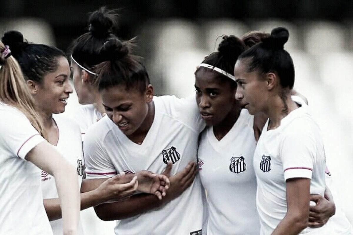 Sereias da Vila marcam nos acréscimos e batem Foz Cataratas pelo Brasileiro Feminino