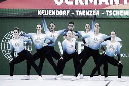 Argentina será sede del Panamericano de Gimnasia Aeróbica