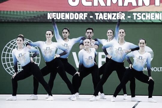 Argentina en el último mundial | Foto: Argentina Amateur Deportes