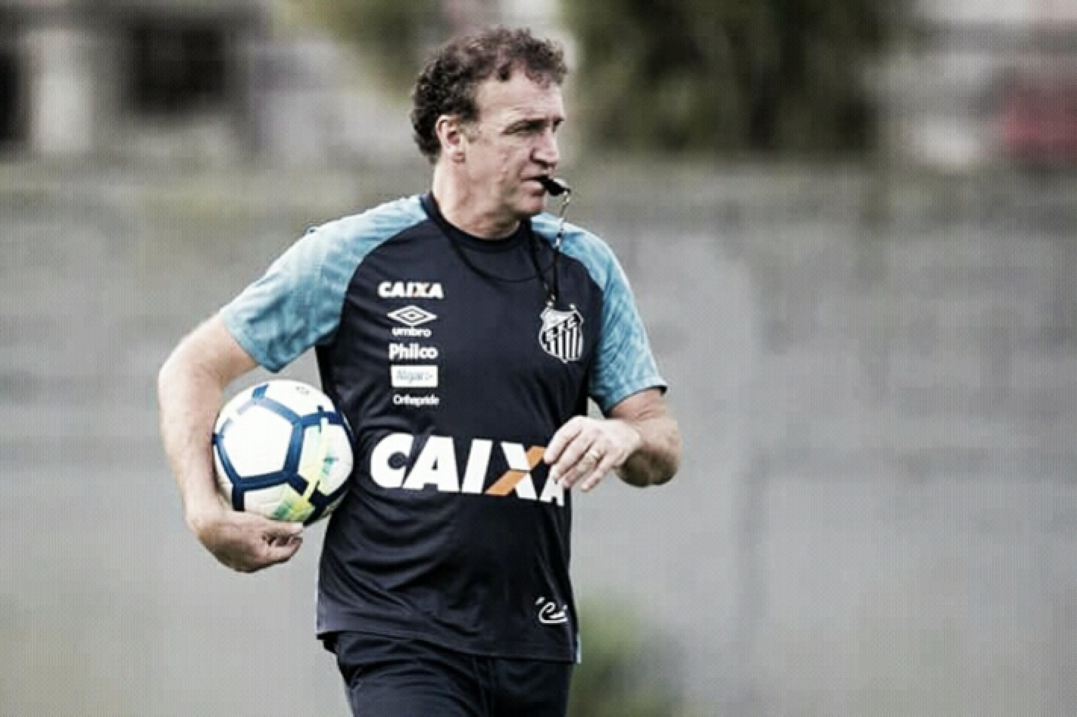 Cuca confirma Bruno Henrique como titular e mantém dúvida na zaga do Santos