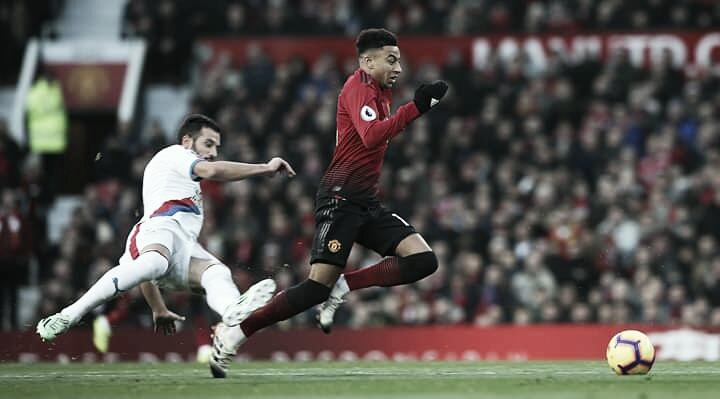 Em jogo equilibrado, Manchester United e Crystal Palace não saem do zero em Old Trafford