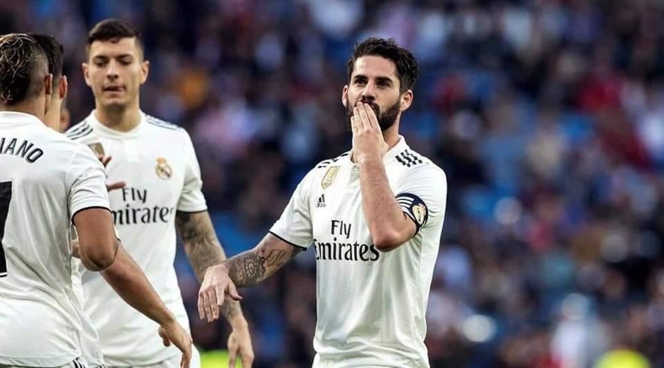 ريال مدريد يحقق انتصار مريح ضمن فعاليات كأس الملك