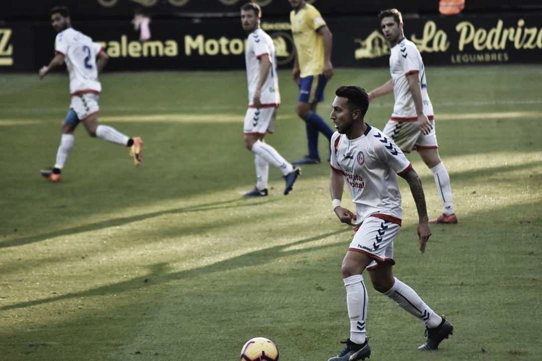 Un Rayo Majadahonda, superior, pierde uno a cero contra el Cádiz