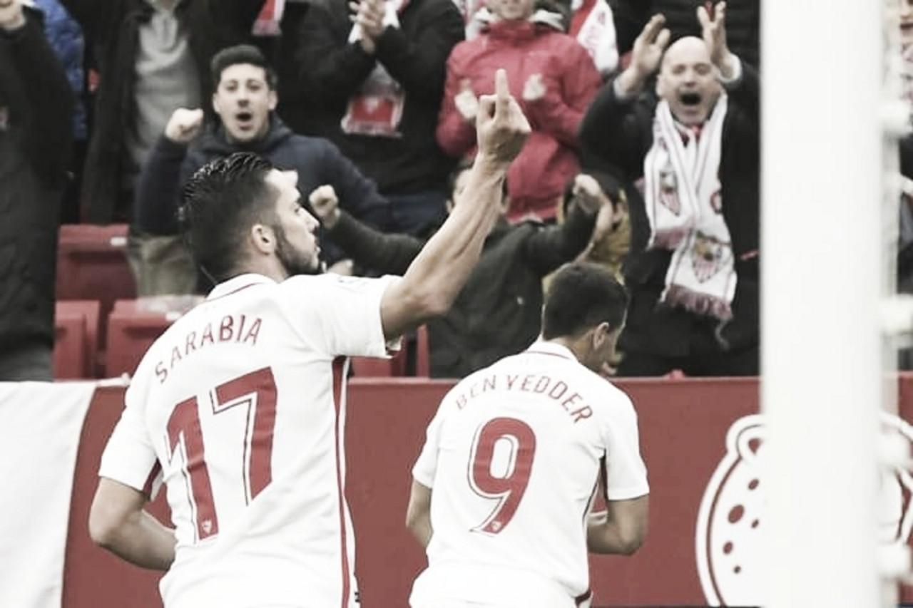 Sevilla vence Girona em casa e assume vice-liderança da La Liga