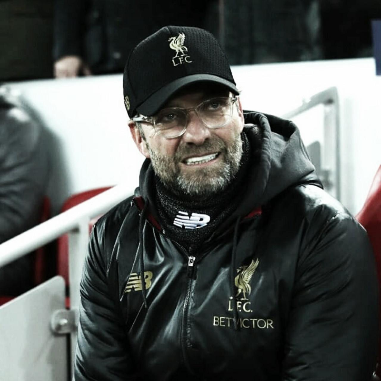 """Kloop traça pontuação para título do Liverpool na Premier League: """"Uns 105 pontos"""""""