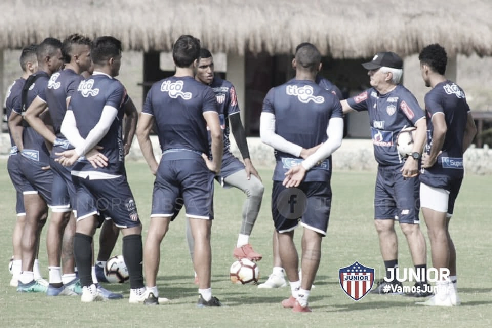 Julio Avelino Comesaña vuelve, por novena vez, a ser DT de Junior de Barranquilla