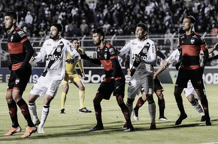 Ponte e Atlético-GO empatam sem gols e perdem chance de chegar à liderança da Série B