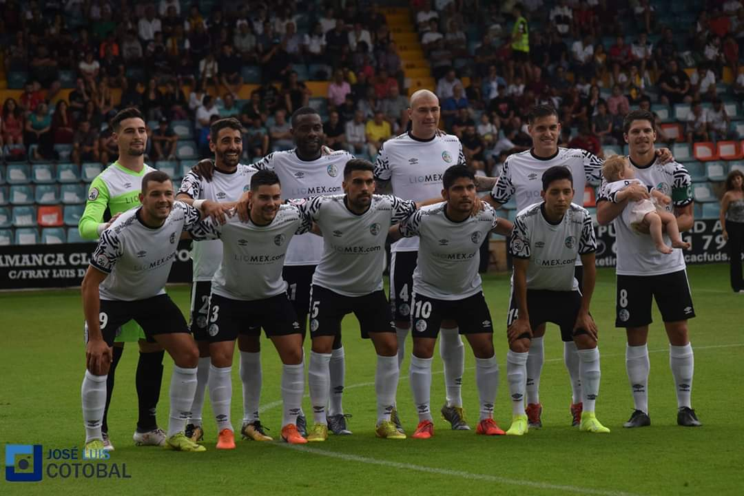 El Salamanca CF visitará Lezama el 14 de Septiembre a las 18:00 horas