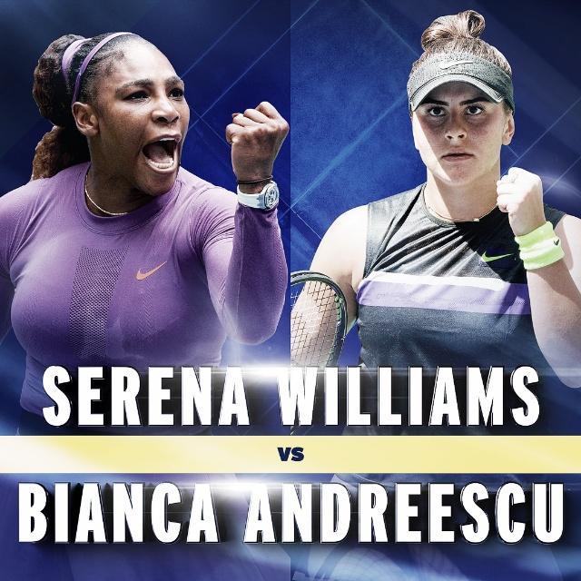 Andreescu retará a Williams por el título del Us Open