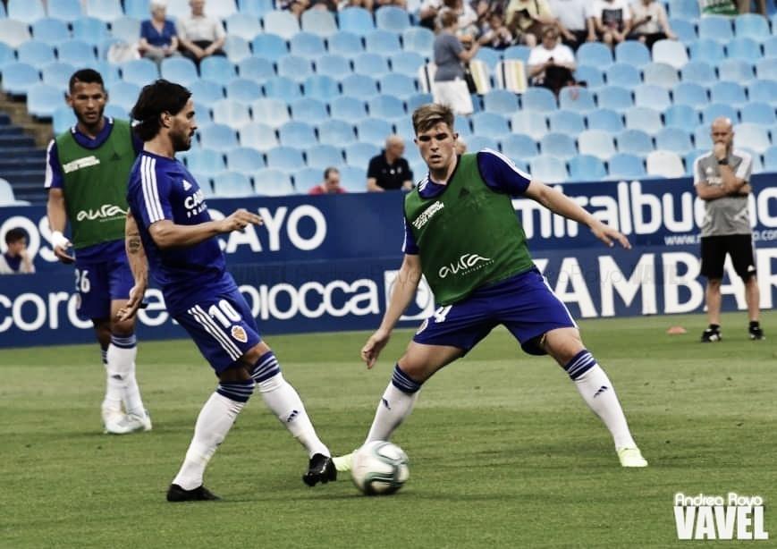El Real Zaragoza, en el podio de posesión tras diez jornadas