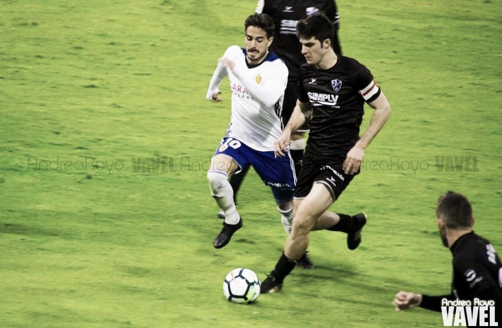 Previa SD Huesca - Real Zaragoza: más que tres puntos