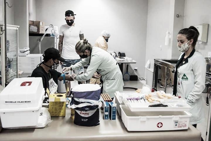 Coronavírus: um jogador e oito funcionários do Santos testam positivo