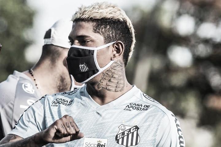 Santos inicia avaliações físicas no CT Rei Pelé