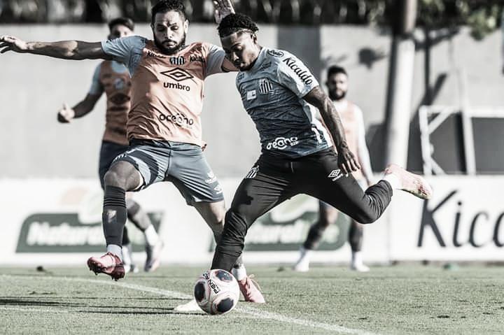 Em terceira rodada de exames, jogadores do Santos testam negativo para Covid-19