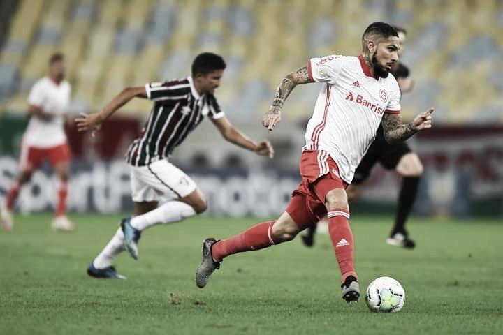 Com lesão no joelho, Guerrero não atua mais pelo Internacional em 2020