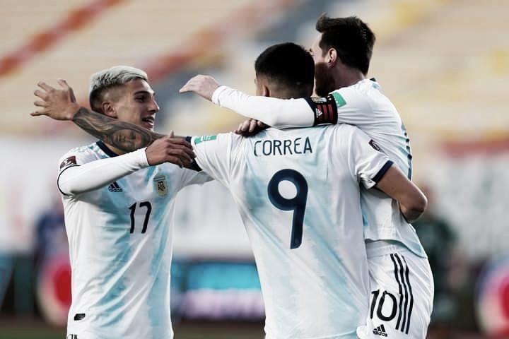 Foto: Divulgação/Federação Argentina de Futebol