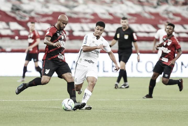 <div>Foto: Geraldo Bubniak/Santos FC</div>