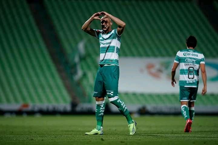Santos acaba con el invicto y racha sin recibir gol de Rayados