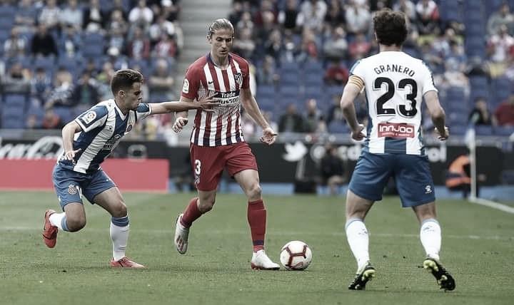Resumen Espanyol vs Atlético de Madrid en LaLiga 2021 (1-2)