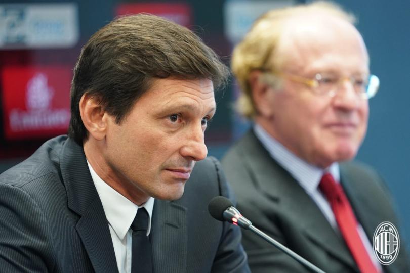 """Milan, senti Leonardo: """"Mai pensato di cambiare Gattuso"""""""