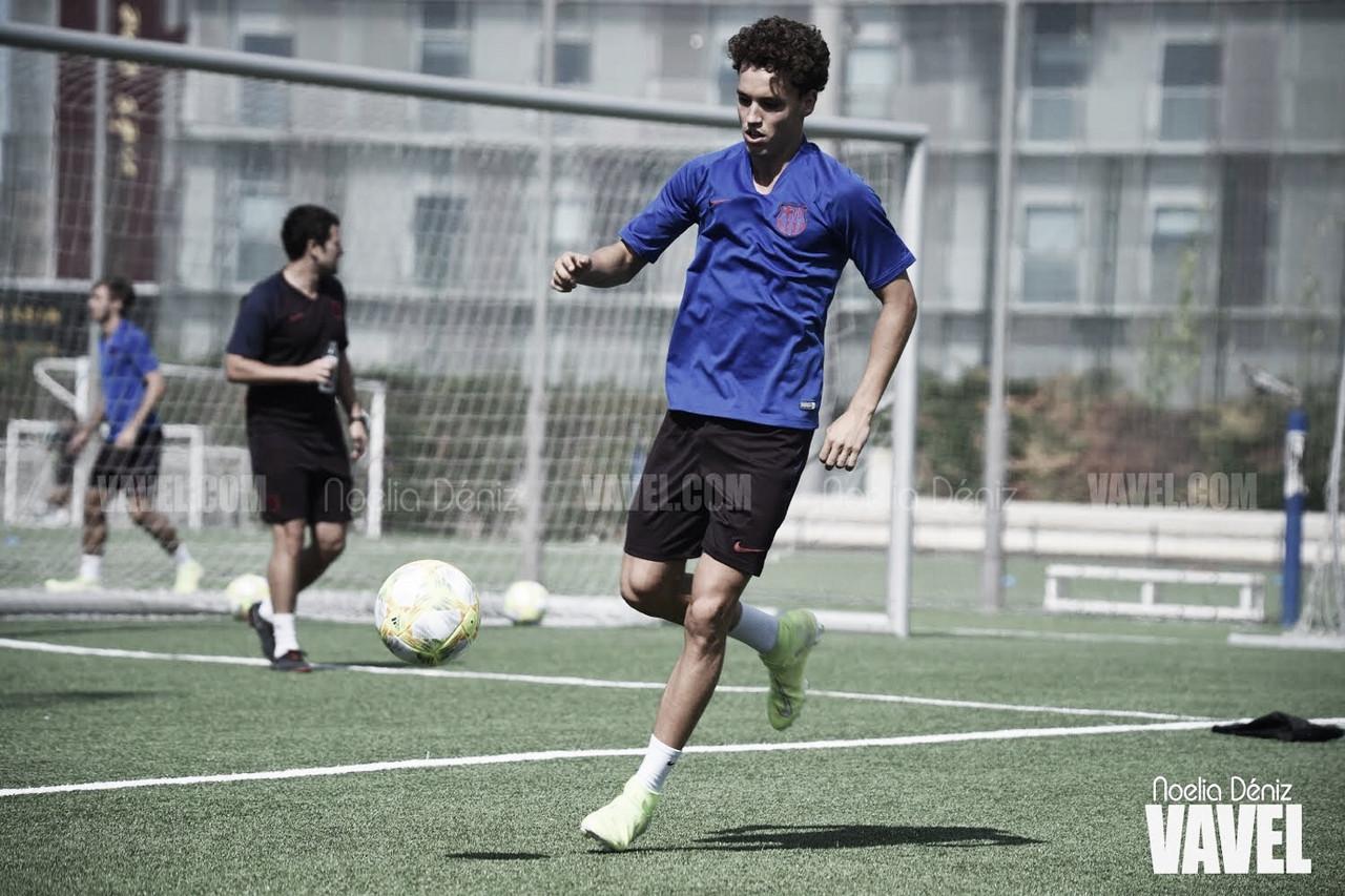 El filial, listo para enfrentarse al Villarreal Club de Fútbol