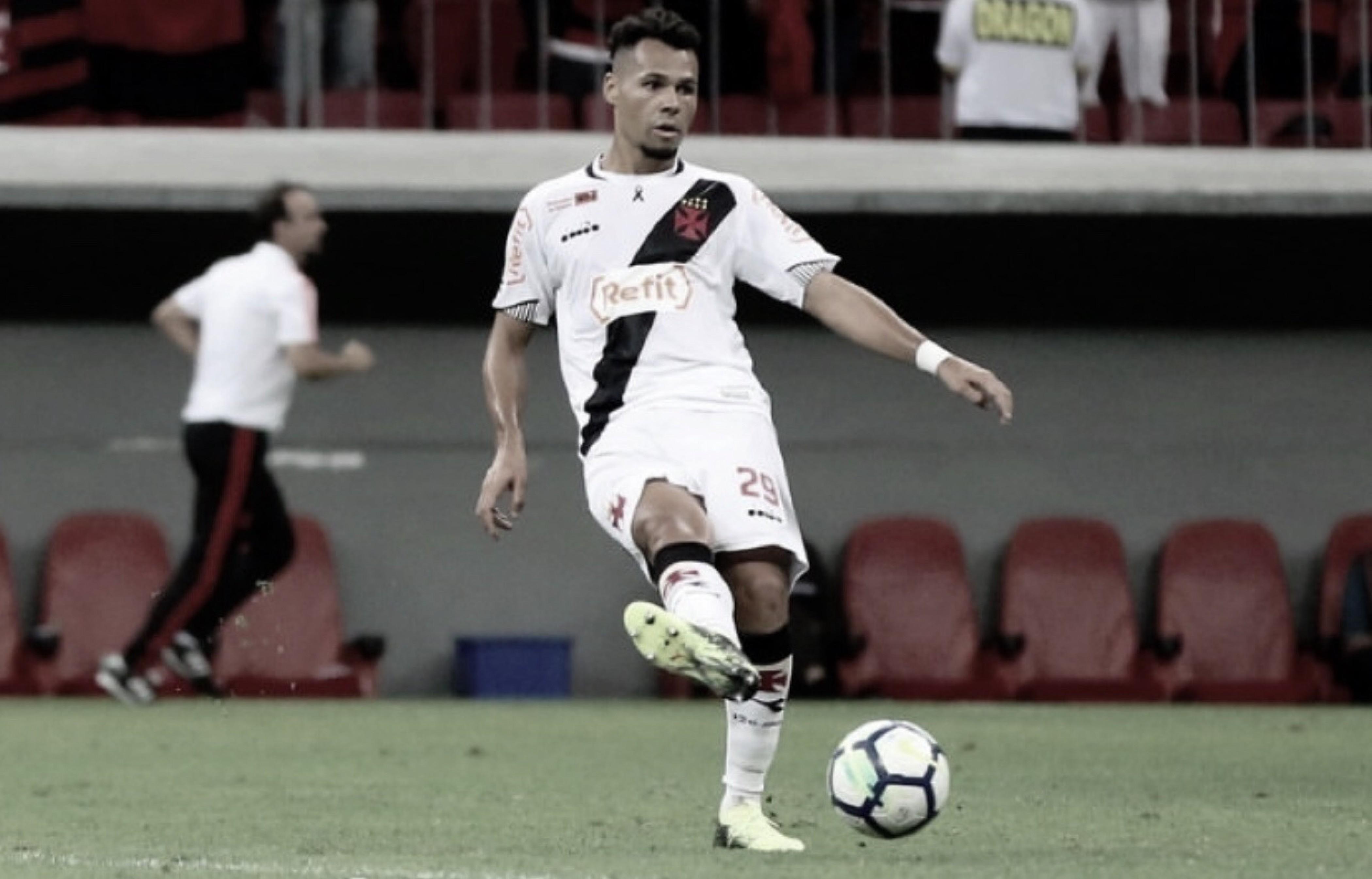 Bruno Silva volta ao Rio e deve retornar às suas atividades em uma semana no Vasco