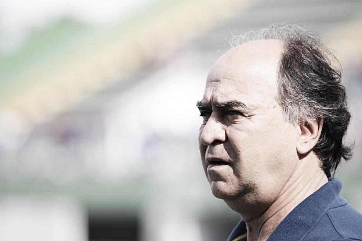 Marcelo Oliveira é anunciado como novo técnico do Fluminense